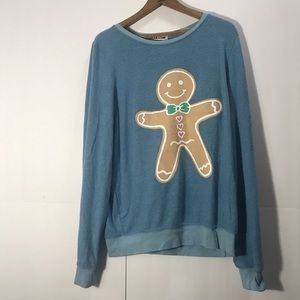 NWT DreamScene ginger bread man cookie m